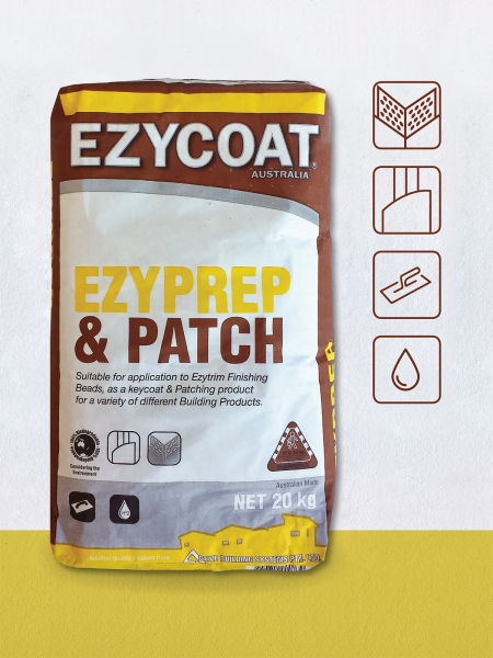 ezyprep and patch render bag